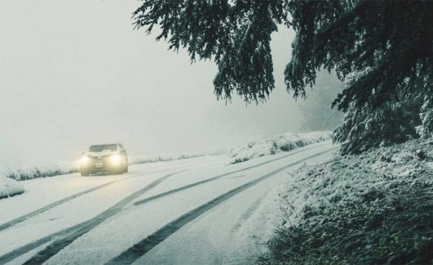What To Do In A Winter Car Crash
